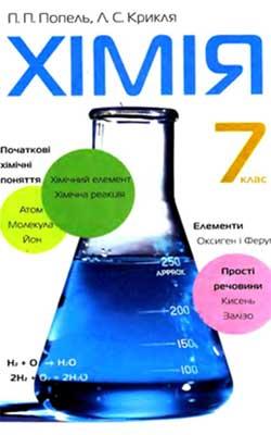 Учебник Химия 7 класс